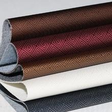 青花瓷纹PU 用于首饰包装革 首饰盒及道具托盘革等