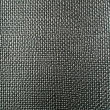 金麻布纺棉绒底小编织纹PU合成革箱包革装饰革