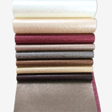 环保耐磨软包人造革 PU移门背景墙装饰皮革 拉毛底沙发革