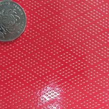 TC底PU革烫金银 适用于箱包  手袋  软包等等