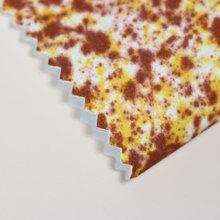 现货热卖 1.0mm迷彩纹PU 用于箱包,鞋等