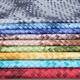 厂家直销新款仿PU大编织纹人造革 箱包女包时装包皮革面料