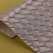 鸿辰皮革1.0mm 编织纹PVC 箱包革