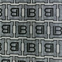 集泰皮革 现货供应印刷字母纹 手袋箱包 餐椅网吧椅家具革