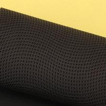 现货供应防滑革pu球纹针织弹力0.7mm可用于腰带、装饰等