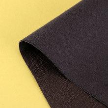 现货供应pu针纹弹力起毛0.7mm可用于服装、腰带、帽子等