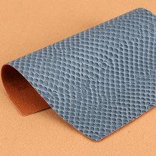 现货热卖 PU0.9 蛇纹  适用于箱包手袋,鞋革