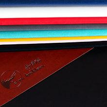 R64 环保压变革 热压包装文具流行时尚热压变色pu
