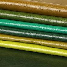 经典油蜡皮,厚度0.9mm多色可选,现货供应适用于家具材料