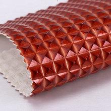 新品热卖 PVC钻石纹弹力起毛底1.2mm 适用于箱包手袋等
