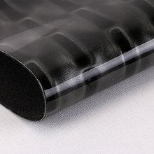 淋漠湿法PU竹节纹仿棉绒底1.2mm 适用于手袋,钱包、书包