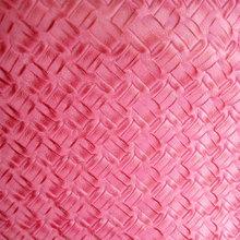 现货供应 套色PVC编织纹1.2mm 适用于手袋,钱包、书包