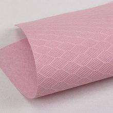 精品推荐 钻石纹PU水刺底压变0.6mm用于手机皮套电子包装