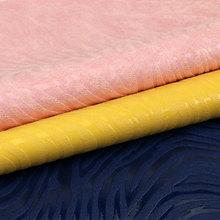 现货供应 羊巴PU斑马纹仿棉绒底1.0mm 适用于箱包手袋等