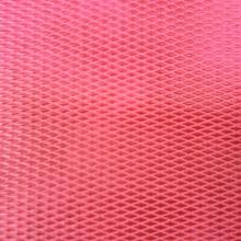 精品热卖 PU菱形纹仿棉绒底0.9mm适用于箱包,鞋革