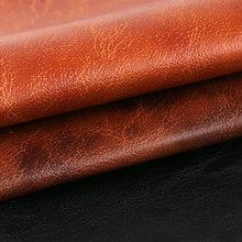 压变 PU裂纹机织TC底0.8mm 适用于皮带,商标等