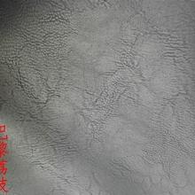 工厂现货批发PU 半PU皮革面料 流水纹环保 巴黎荔枝纹 1
