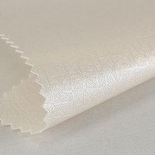 精品面料PVC竹节纹水刺底0.55mm用于电子包装,手机皮套