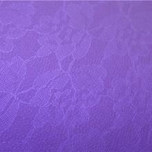安利品牌环保PU革  874蕾丝纹 1.2mm 箱包家居装饰