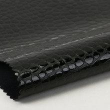 爆款推荐 高固PU石头纹仿棉绒底1.0mm 适用于箱包鞋革等