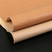 专业内里环保 湿法PU 猪皮纹 水刺底 0.6mm