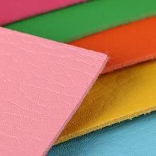 PVC 大象纹 麂皮绒 哑光同色同底  箱包手袋