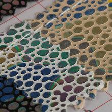 特殊皮革 格利特 石头纹0.8mm 起毛底 适用于箱包鞋革