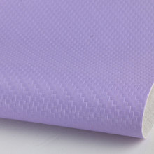 现货供应PVC草席纹弹力起毛0.8mm用于箱包等
