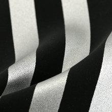 PU 环保16P 条纹经编拉毛1.2mm 适用于箱包手袋