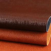 优质压变pu革 十字纹仿棉绒底 0.9mm用于男包 皮带 鞋,标牌,包装