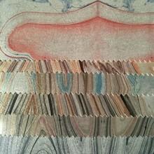 闪电纹软包背景墙装饰革