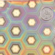 专业人造革PU、几何纹 经编拉毛底0.8mm 镭射 用于箱包,鞋革等