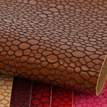 大颖产品新上线 仿古PVC 石头纹 毛巾布 0.8mm 用于包包等