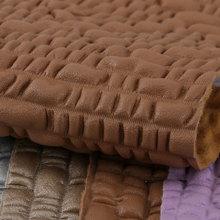 东风皮塑 PVC压褶 针织弹力起毛底1.2mm 用于箱包手袋等
