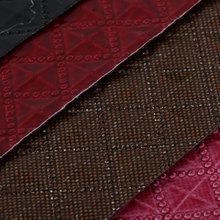 PVC革 钻石纹 水刺底 0.8mm湿气固化、适用于电子包装,工艺礼品盒等