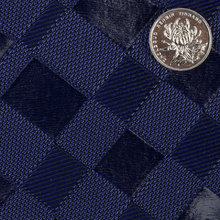 专业PVC 湿气固化 格子纹,针织弹力起毛底1.1mm 适用于箱包手袋,化妆包等