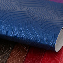 专业经营PVC波浪纹 针织弹力起毛1.1mm适用箱包手袋、化妆包等
