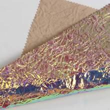 贴膜 镭射 0.55mm 适用于箱包、装潢革等