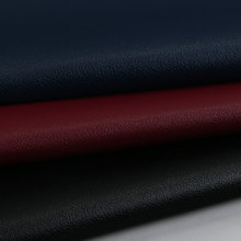 热销PU 荔枝纹 仿棉绒底0.8mm 适用于箱包手袋等