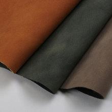 热销PU 羊巴革 仿棉绒底0.8mm 适用于箱包手袋等