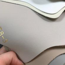 纳帕纹超纤皮家具沙发料