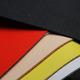 宏臻鞋材厂家直销1.6mm手感柔软PU狗亚体育官方网面料仿真皮箱包装饰